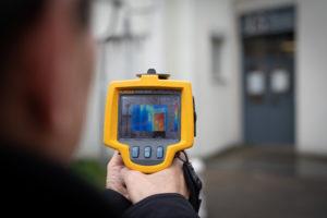Thermographie IR Bâtiment